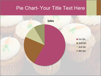 Cute Cupcakes PowerPoint Templates - Slide 36