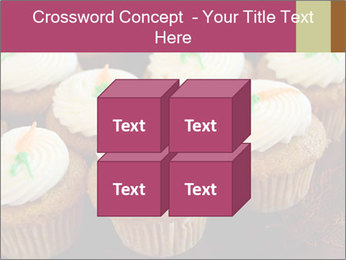 Cute Cupcakes PowerPoint Templates - Slide 39
