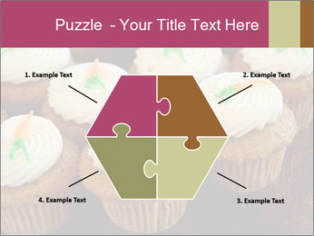 Cute Cupcakes PowerPoint Templates - Slide 40