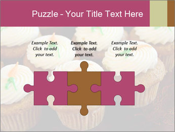 Cute Cupcakes PowerPoint Templates - Slide 42
