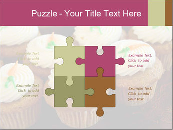 Cute Cupcakes PowerPoint Templates - Slide 43