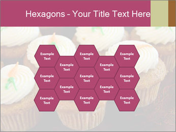 Cute Cupcakes PowerPoint Templates - Slide 44