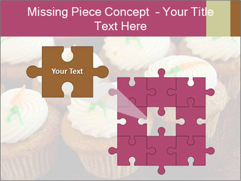 Cute Cupcakes PowerPoint Template - Slide 45