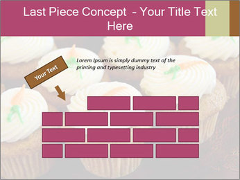Cute Cupcakes PowerPoint Templates - Slide 46