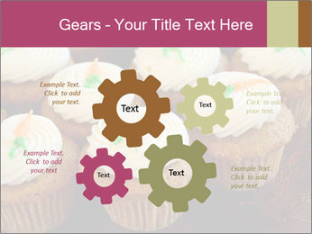 Cute Cupcakes PowerPoint Templates - Slide 47