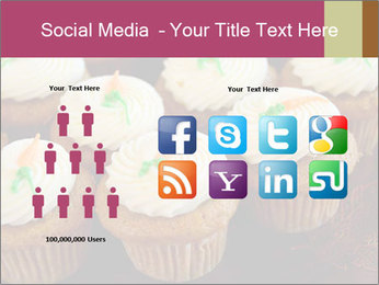Cute Cupcakes PowerPoint Templates - Slide 5