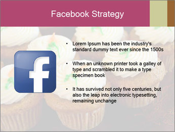 Cute Cupcakes PowerPoint Templates - Slide 6