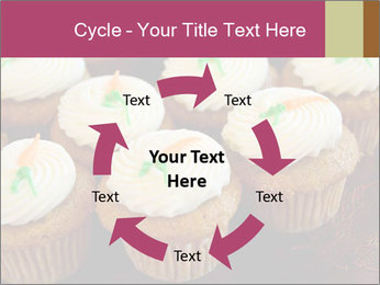 Cute Cupcakes PowerPoint Templates - Slide 62