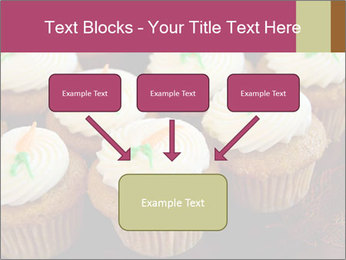 Cute Cupcakes PowerPoint Templates - Slide 70