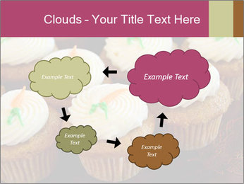 Cute Cupcakes PowerPoint Templates - Slide 72