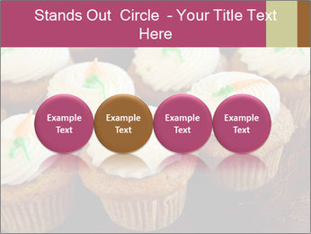 Cute Cupcakes PowerPoint Templates - Slide 76