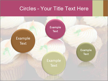 Cute Cupcakes PowerPoint Templates - Slide 77