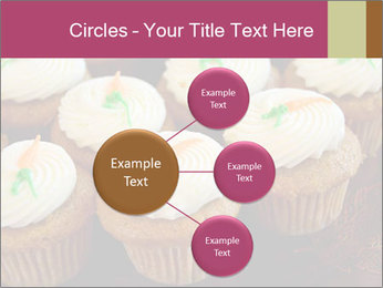 Cute Cupcakes PowerPoint Templates - Slide 79