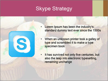 Cute Cupcakes PowerPoint Templates - Slide 8