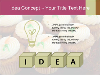 Cute Cupcakes PowerPoint Templates - Slide 80