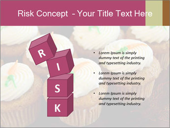 Cute Cupcakes PowerPoint Templates - Slide 81