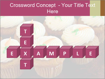 Cute Cupcakes PowerPoint Templates - Slide 82
