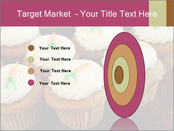 Cute Cupcakes PowerPoint Templates - Slide 84