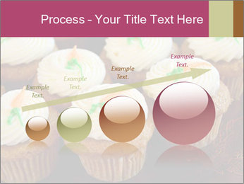Cute Cupcakes PowerPoint Templates - Slide 87