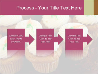 Cute Cupcakes PowerPoint Templates - Slide 88