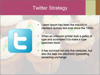Cute Cupcakes PowerPoint Templates - Slide 9