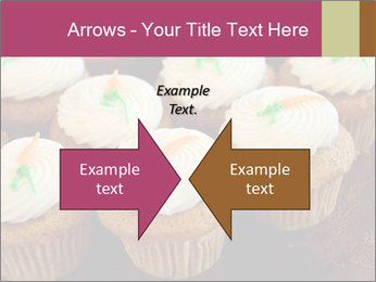 Cute Cupcakes PowerPoint Templates - Slide 90