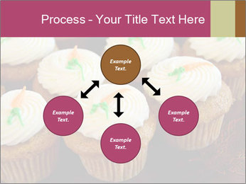 Cute Cupcakes PowerPoint Templates - Slide 91