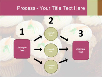 Cute Cupcakes PowerPoint Templates - Slide 92