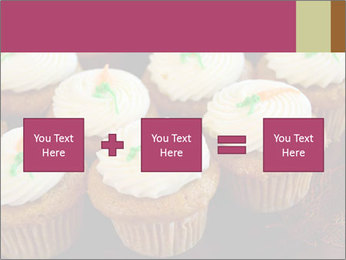 Cute Cupcakes PowerPoint Templates - Slide 95
