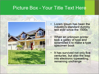 House For Rent PowerPoint Templates - Slide 13