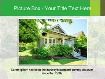 House For Rent PowerPoint Templates - Slide 15