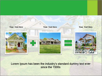 House For Rent PowerPoint Templates - Slide 22