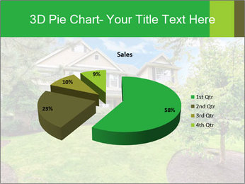 House For Rent PowerPoint Templates - Slide 35