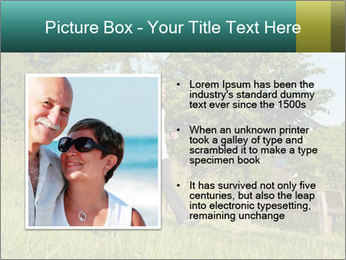 Sporty Retired Couple PowerPoint Template - Slide 13