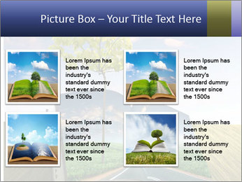 Book Of Nature PowerPoint Templates - Slide 14