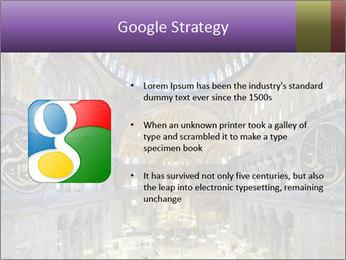 Church Ceiling PowerPoint Templates - Slide 10