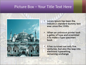 Church Ceiling PowerPoint Template - Slide 13