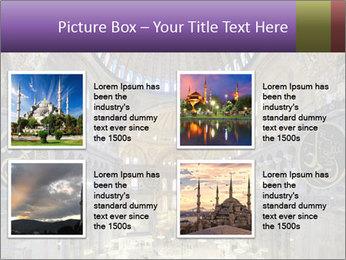 Church Ceiling PowerPoint Templates - Slide 14