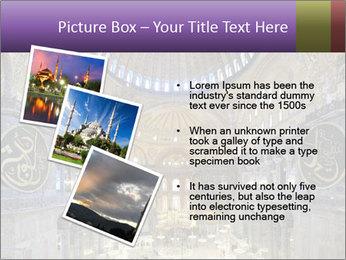 Church Ceiling PowerPoint Templates - Slide 17