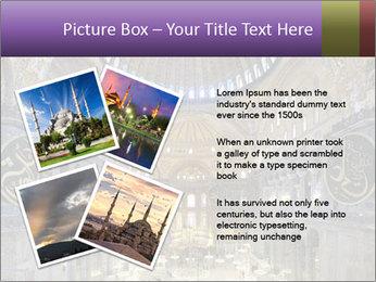 Church Ceiling PowerPoint Templates - Slide 23