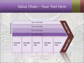 Church Ceiling PowerPoint Templates - Slide 27