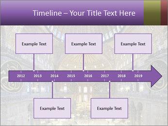 Church Ceiling PowerPoint Templates - Slide 28