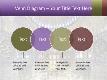 Church Ceiling PowerPoint Templates - Slide 32
