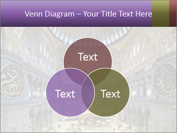Church Ceiling PowerPoint Template - Slide 33