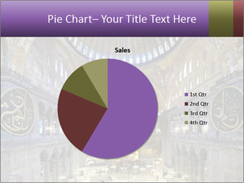 Church Ceiling PowerPoint Templates - Slide 36