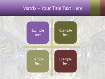 Church Ceiling PowerPoint Templates - Slide 37