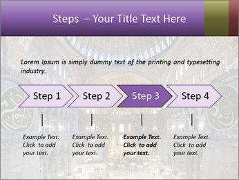 Church Ceiling PowerPoint Templates - Slide 4