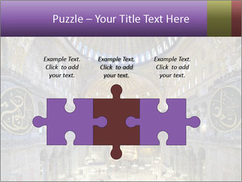 Church Ceiling PowerPoint Template - Slide 42