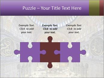 Church Ceiling PowerPoint Templates - Slide 42