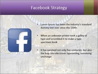Church Ceiling PowerPoint Templates - Slide 6